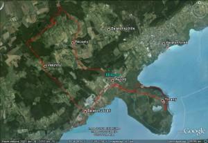 Bringa Zádor Vászoly 41km
