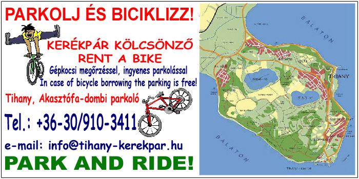 Parkolj és Biciklizz!